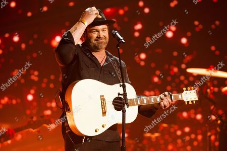 Carly Pearce and Lee Brice rehearse for the 56th Academy of Country Music Awards