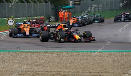 Editorial photo of Formula 1 Pirelli Gran Premio Del Made In Italy E Dell'emilia Romagna 2021, Imola, Italian - 18 Apr 2021