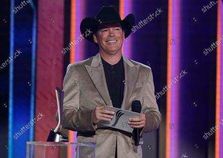 Editorial image of 2021 Academy of Country Music Awards, Nashville, United States - 18 Apr 2021