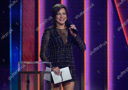 Editorial photo of 2021 Academy of Country Music Awards, Nashville, United States - 18 Apr 2021