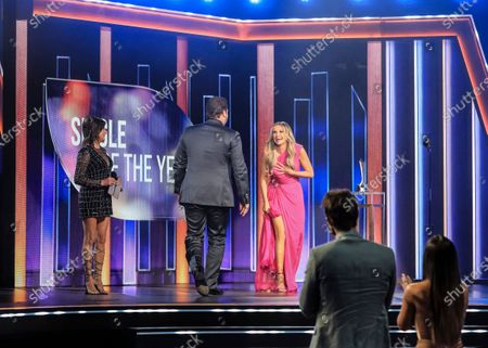 Editorial image of 56th Academy of Country Music Awards, Show, Nashville, Tennessee, USA - - 18 Apr 2021