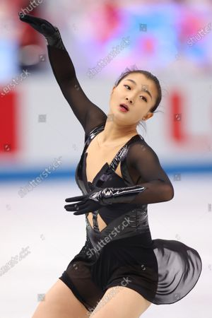 Editorial image of ISU World Team Trophy in Figure Skating 2021, Osaka, Japan - 17 Apr 2021