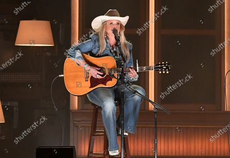 Editorial picture of 2021 Academy of Country Music Awards, Nashville, United States - 18 Apr 2021