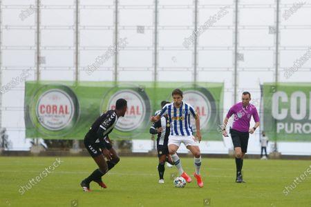 Editorial image of 18.04.2020 Madeira, Liga Nos CD Nacional Vs FC Porto, Funchal, Portugal - 18 Apr 2021