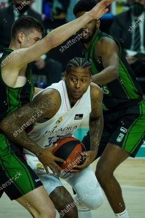 Editorial picture of Real Madrid v Club Joventut De Badalona - Basket Liga ACB, Spain - 18 Apr 2021