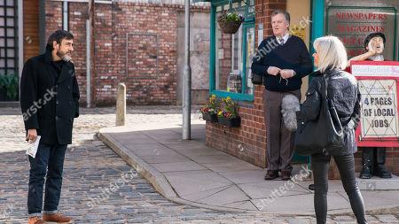 Editorial image of 'Coronation Street' TV Show, UK - Apr 2021