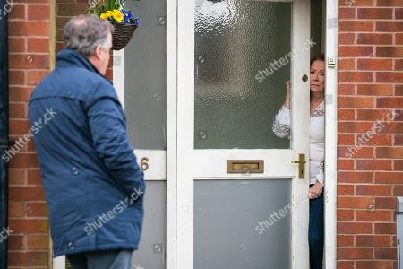 Editorial picture of 'Coronation Street' TV Show, UK - Apr 2021