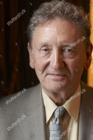 Stock Picture of Michael Holroyd, Writer and one of the judges