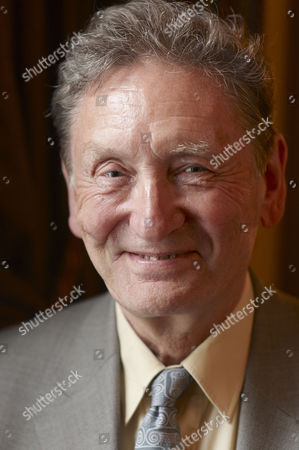 Stock Photo of Michael Holroyd, Writer and one of the judges