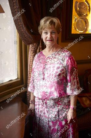 Ruth Leon, critic and wife of Sheridan Morley