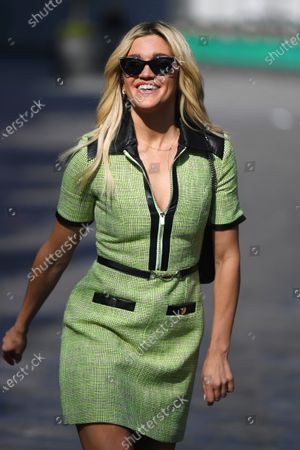 Editorial photo of Ashley Roberts out and about, London, UK - 19 Apr 2021