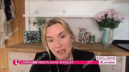 Editorial image of 'Lorraine' TV Show, London, UK - 19 Apr 2021