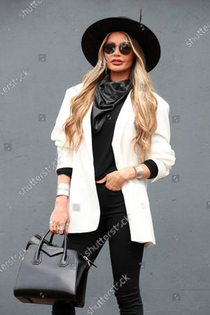 Stock Picture of Exclusive - Chloe Sims