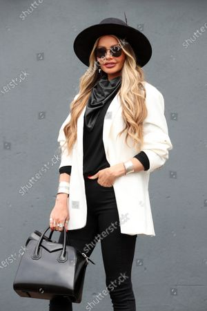 Stock Image of Exclusive - Chloe Sims
