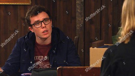 Emmerdale - Ep 9026 Tuesday 20th April 2021 When Liv Flaherty, as played by Isobel Steele, turns up at the Dingles', Vinny Dingle, as played by Bradley Johnson, tells her that the notebook is a comprehensive account of Paul's winnings and losses. It also contains inside info on future tips. Liv thinks she's persuaded Vinny to turn the page on Paul, but when she leaves he logs into a gambling website.