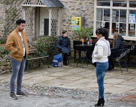 Editorial photo of 'Emmerdale' TV Show, UK - Apr 2021