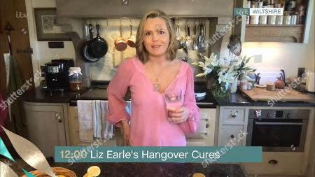 Stock Photo of Liz Earle
