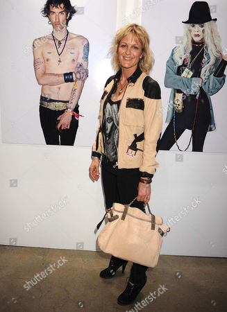 Editorial photo of 'Glastonbury, Another Stage' Book Launch Party Hosted by Mulberry, Milk Studios Penthouse, New York, America - 25 May 2010
