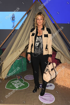 Editorial image of 'Glastonbury, Another Stage' Book Launch Party Hosted by Mulberry, Milk Studios Penthouse, New York, America - 25 May 2010