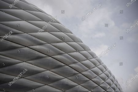Editorial picture of Munich mayor refuses to guarantee fans at EURO 2020, Germany - 19 Apr 2021