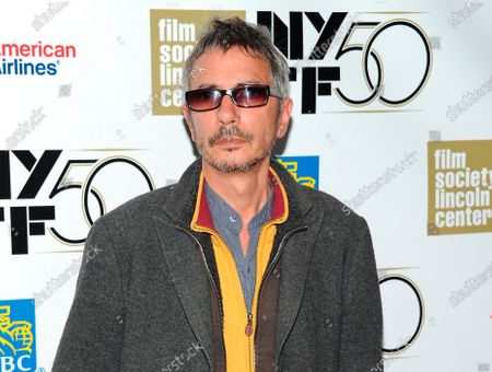 """Director Leos Carax attends the premiere of """"Holy Motors"""" during the 2012 New York Film Festival in New York on . Carax's """"Annette,"""" starring Marion Cotillard and Adam Driver, will open the 74th Cannes Film Festival on July 6, festival organizers said Monday. """"Annette"""" is Carax's first English-language film and the French director's anticipated follow-up to his celebrated, surreal 2012 film """"Holy Motors"""
