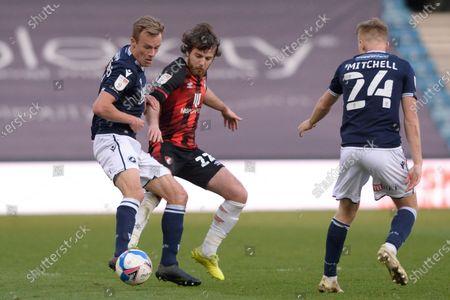 Millwall v AFC Bournemouth
