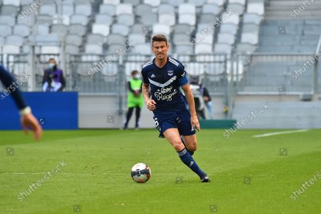 Stock Picture of Injury for Laurent Koscielny Bordeaux