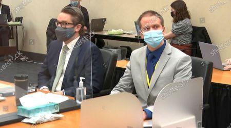 Derek Chauvin trial closing arguments, Minneapolis