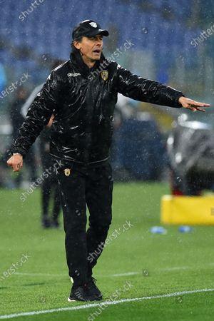 Benevento trainer Filippo Inzaghi
