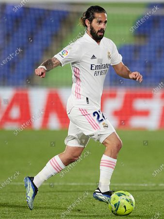 Isco Alarcon of Real Madrid