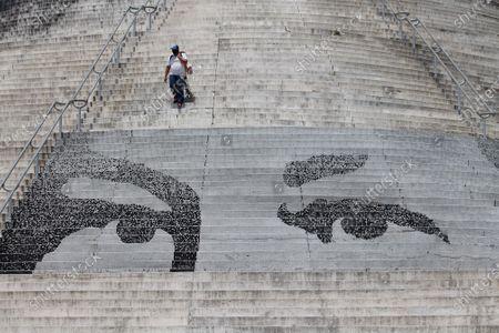 Editorial image of Daily Life In Caracas, Venezuela - 19 Apr 2021