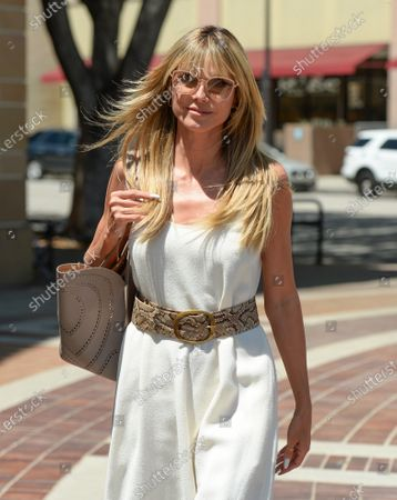 Heidi Klum out and about, Los Angeles