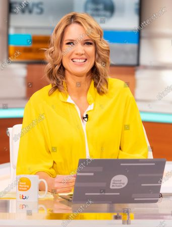 'Good Morning Britain' TV Show, London