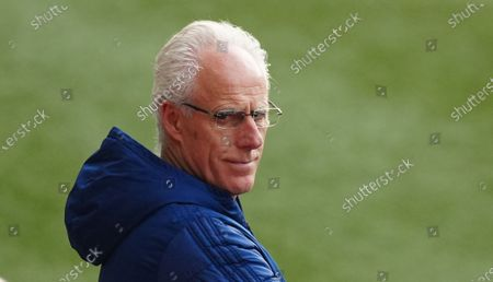 Mick McCarthy Manager of Cardiff City