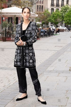 Stock Picture of Eugenia Silva