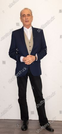 Stock Photo of Francis Rossi