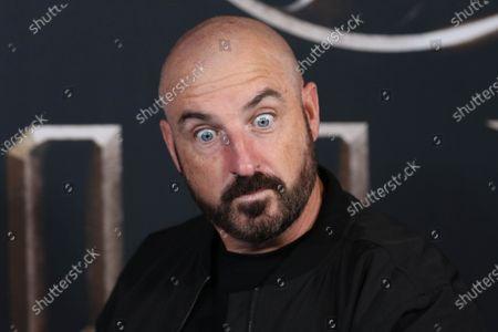 Editorial picture of 'Mortal Kombat' film premiere, Arrivals, Sydney, Australia - 20 Apr 2021