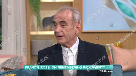 Stock Picture of Francis Rossi