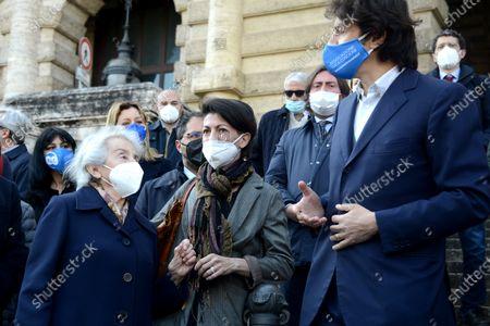 Editorial picture of Luca Coscioni court case, Rome, Italy - 20 Apr 2021