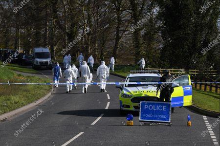 Security alert in Northern Ireland