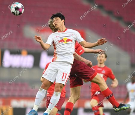 Editorial picture of FC Koeln vs RB Leipzig, Cologne, Germany - 20 Apr 2021