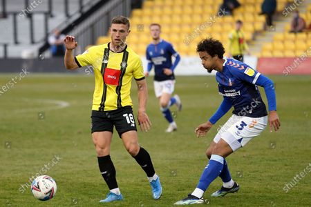 Editorial picture of Harrogate Town v Oldham Athletic, EFL Sky Bet League 2 - 20 Apr 2021