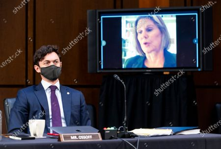 Editorial photo of Senate Judiciary Committee holds hearing on voting rights, Washington, DC, USA - 20 Apr 2021