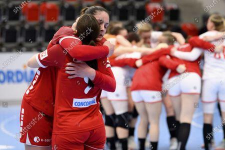 Editorial image of Switzerland vs Czech Republic, Guemligen - 20 Apr 2021