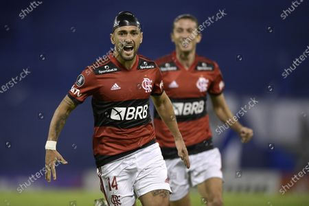 Editorial photo of Brazil Soccer Copa Libertadores, Buenos Aires, Argentina - 20 Apr 2021