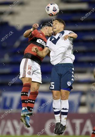 Editorial picture of Velez vs Flamengo, Buenos Aires, Argentina - 20 Apr 2021
