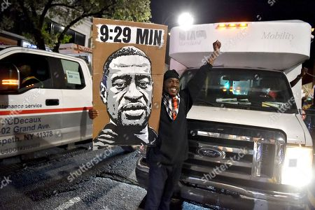 Justice for George Floyd March, New York