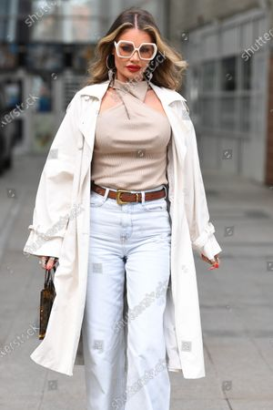 Stock Photo of Exclusive - Chloe Sims