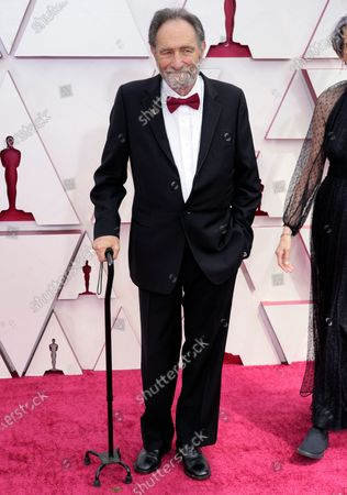 Eric Roth arrives at the Oscars
