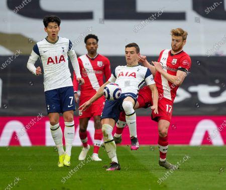 Giovani Lo Celso of Tottenham